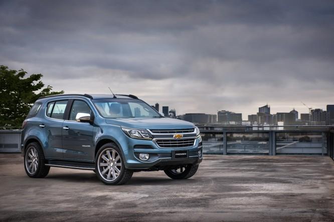 Nhìn lại lịch sử hình thành dòng SUV của Chevrolet ảnh 6