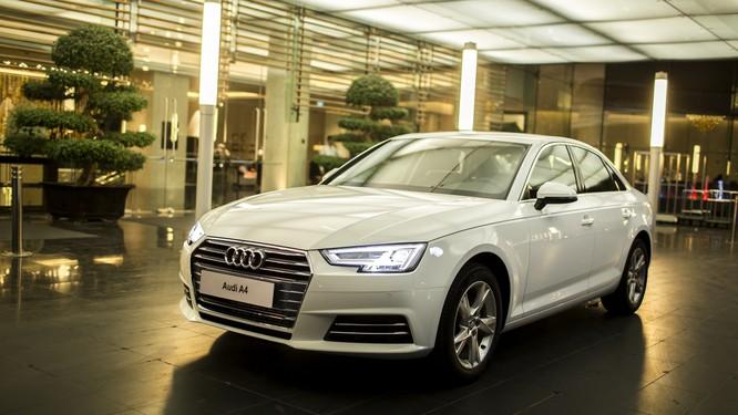Audi triệu hồi loạt xe A4 và A5 Sportback tại Việt Nam ảnh 1