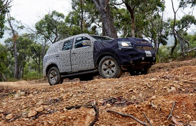 Chevrolet Colorado và Trailblazer được GM thử nghiệm độ bền thế nào? ảnh 5
