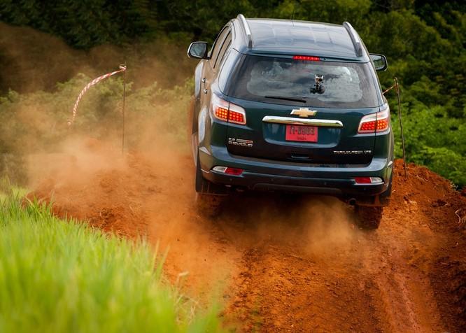 Chevrolet Colorado và Trailblazer được GM thử nghiệm độ bền thế nào? ảnh 1
