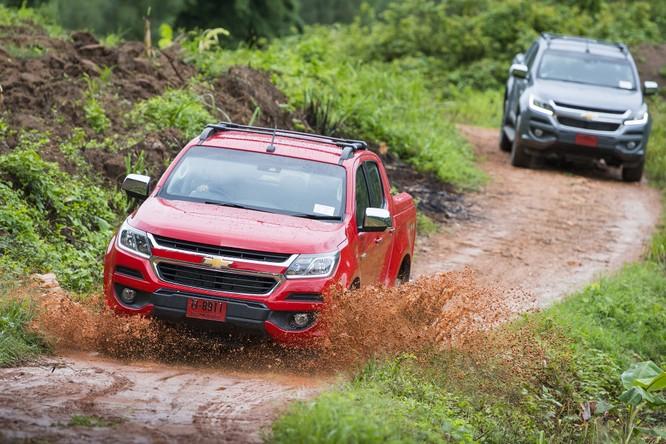 Chevrolet Colorado và Trailblazer được GM thử nghiệm độ bền thế nào? ảnh 2