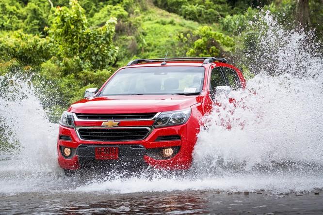 Chevrolet Colorado và Trailblazer được GM thử nghiệm độ bền thế nào? ảnh 7