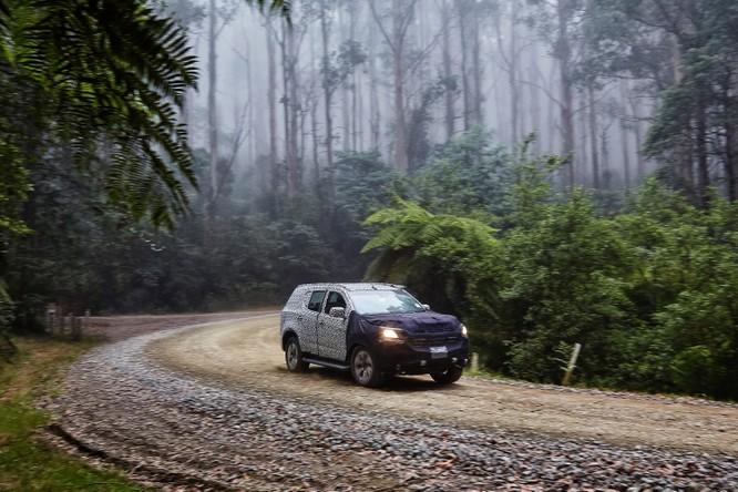 Chevrolet Colorado và Trailblazer được GM thử nghiệm độ bền thế nào? ảnh 4