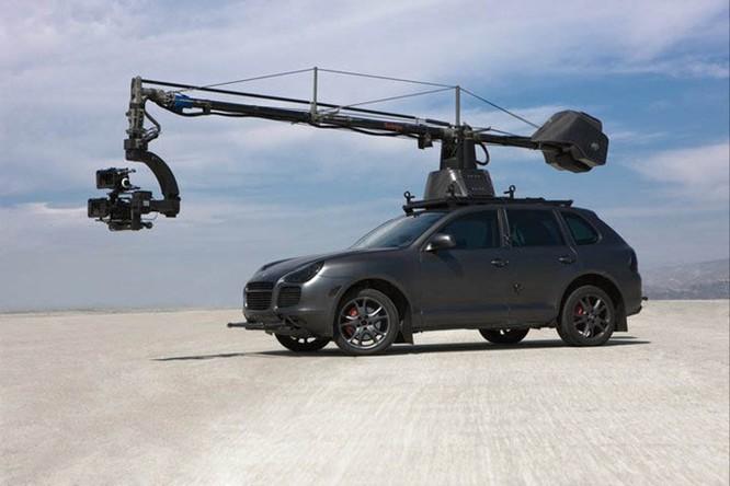 Những mẫu xe quay phim độc đáo nhất thế giới ảnh 3