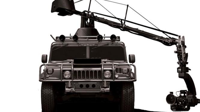 Những mẫu xe quay phim độc đáo nhất thế giới ảnh 4