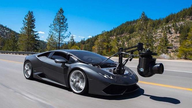 Những mẫu xe quay phim độc đáo nhất thế giới ảnh 9