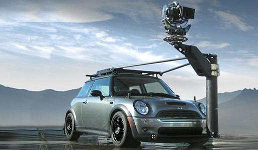Những mẫu xe quay phim độc đáo nhất thế giới ảnh 1