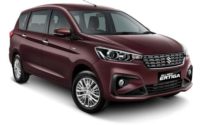 Suzuki Ertiga 2019 thế hệ mới chính thức trình làng ảnh 1