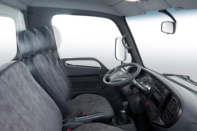 Hyundai New Mighty N250 chính thức ra mắt thị trường Việt ảnh 8