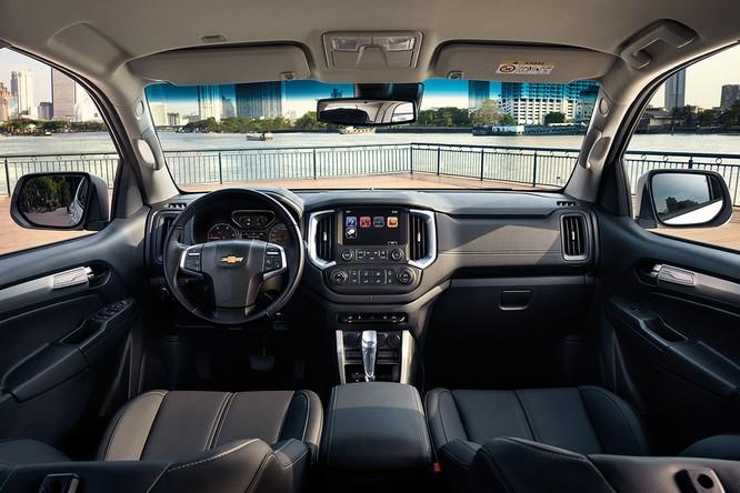 Chevrolet Trailblazer sẽ được bán tại Việt Nam từ đầu tháng 5/2018 ảnh 2