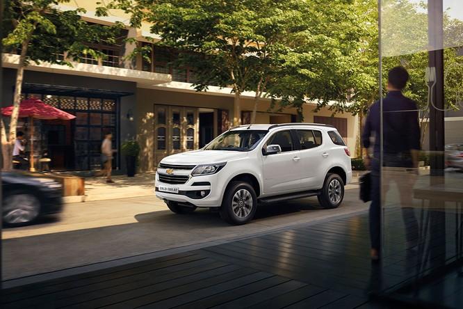 Chevrolet Trailblazer sẽ được bán tại Việt Nam từ đầu tháng 5/2018 ảnh 1
