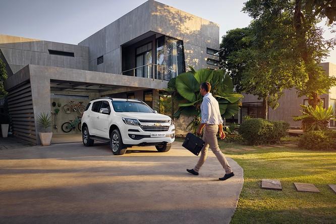 Chevrolet Trailblazer sẽ được bán tại Việt Nam từ đầu tháng 5/2018 ảnh 5