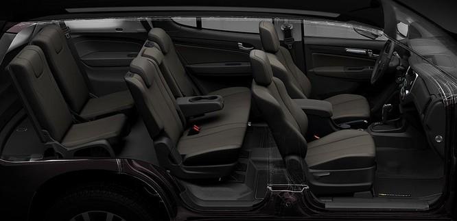 Chevrolet Trailblazer sẽ được bán tại Việt Nam từ đầu tháng 5/2018 ảnh 4