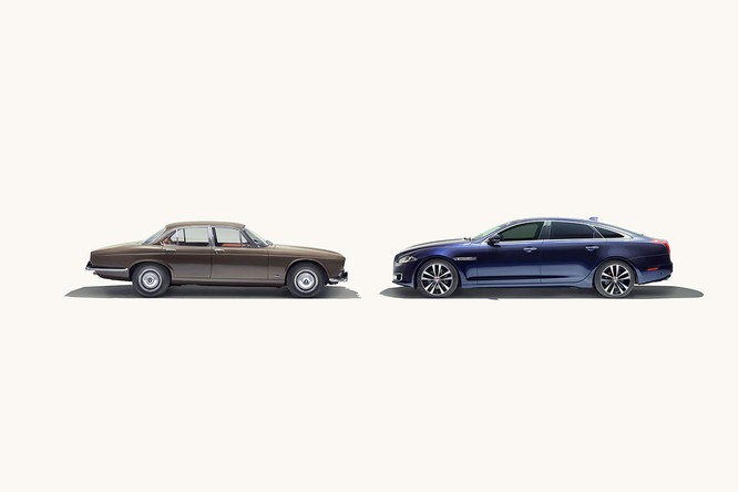 Kỷ niệm 50 năm dòng XJ, Jaguar ra mắt phiên bản đặc biệt XJ50 ảnh 1