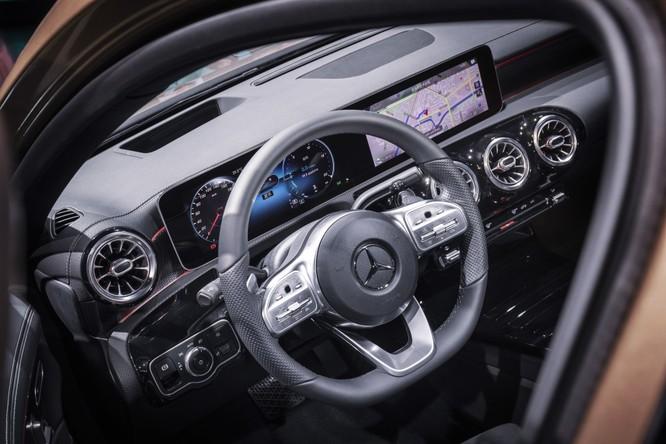 Mercedes-Benz A-Class có thêm bản Sedan, chỉ bán tại Trung Quốc ảnh 14