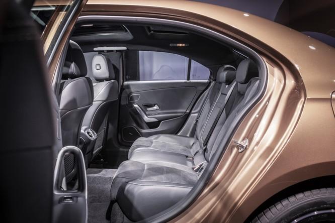 Mercedes-Benz A-Class có thêm bản Sedan, chỉ bán tại Trung Quốc ảnh 12