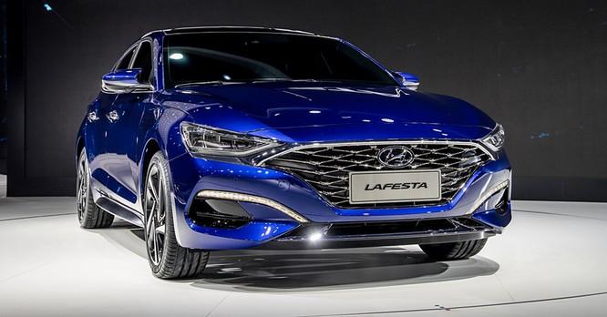 Hyundai Lafesta - Mẫu xe riêng cho thị trường Trung Quốc ảnh 3