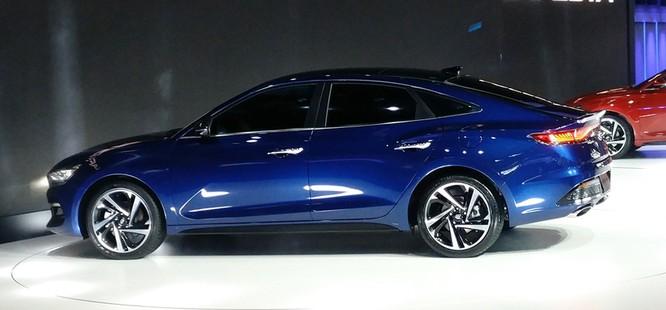 Hyundai Lafesta - Mẫu xe riêng cho thị trường Trung Quốc ảnh 1