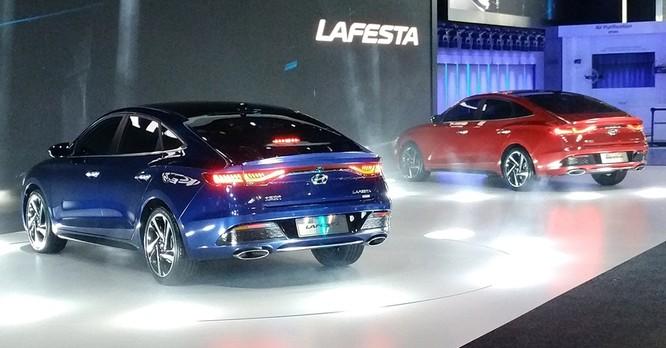 Hyundai Lafesta - Mẫu xe riêng cho thị trường Trung Quốc ảnh 2