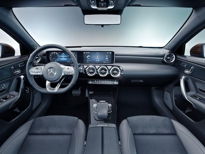 Mercedes-Benz A-Class có thêm bản Sedan, chỉ bán tại Trung Quốc ảnh 3