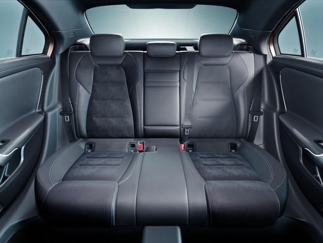 Mercedes-Benz A-Class có thêm bản Sedan, chỉ bán tại Trung Quốc ảnh 4
