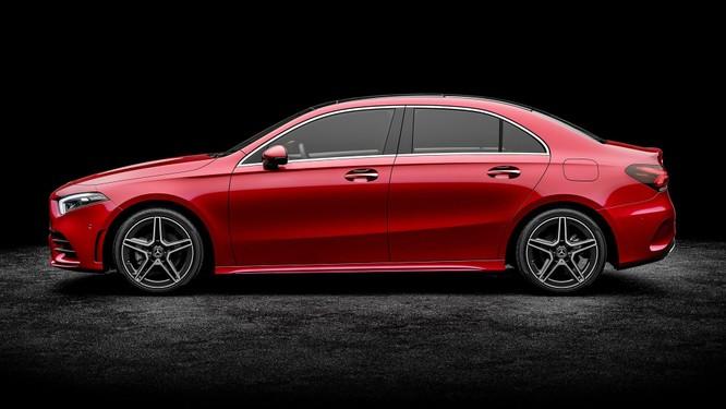Mercedes-Benz A-Class có thêm bản Sedan, chỉ bán tại Trung Quốc ảnh 7
