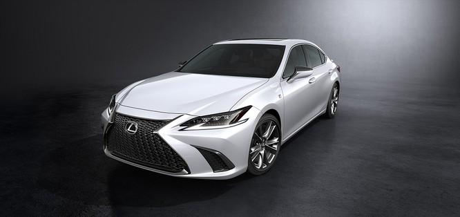 Lexus ra mắt ES 2019, khẳng định vị thế ảnh 2
