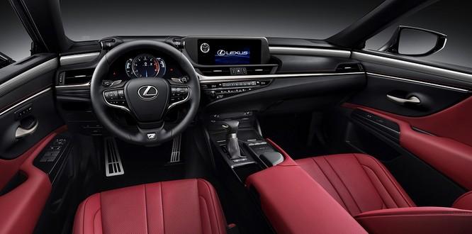 Lexus ra mắt ES 2019, khẳng định vị thế ảnh 3