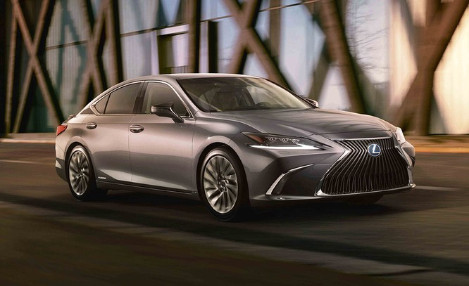 Lexus ra mắt ES 2019, khẳng định vị thế ảnh 6