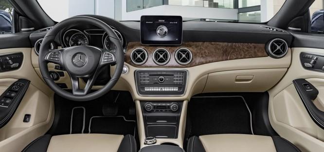 Mercedes-Benz A-Class L Sedan và CLA-Class: Khác nhau ở điểm gì? ảnh 6