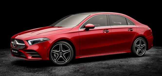 Mercedes-Benz A-Class L Sedan và CLA-Class: Khác nhau ở điểm gì? ảnh 2