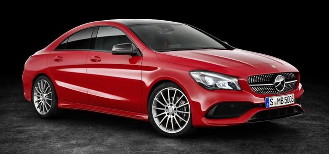 Mercedes-Benz A-Class L Sedan và CLA-Class: Khác nhau ở điểm gì? ảnh 1