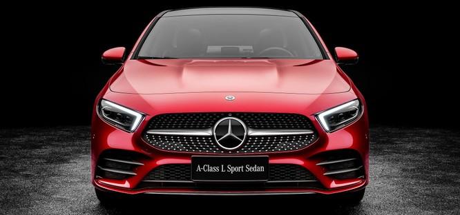 Mercedes-Benz A-Class L Sedan và CLA-Class: Khác nhau ở điểm gì? ảnh 7