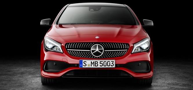 Mercedes-Benz A-Class L Sedan và CLA-Class: Khác nhau ở điểm gì? ảnh 8