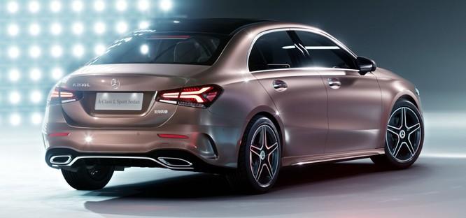 Mercedes-Benz A-Class L Sedan và CLA-Class: Khác nhau ở điểm gì? ảnh 3