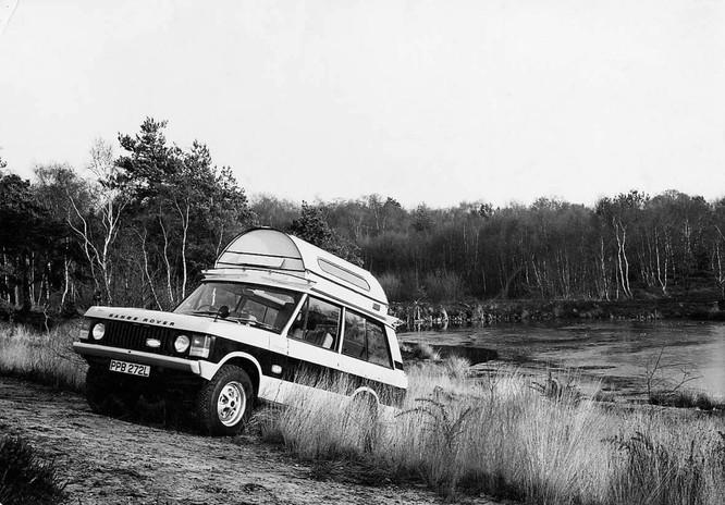 Nhìn lại 70 năm lịch sử của Land Rover qua từng tấm hình ảnh 19