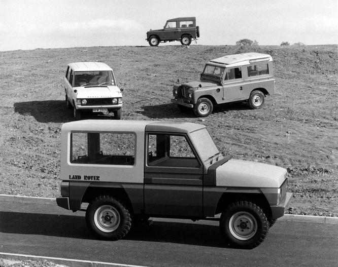 Nhìn lại 70 năm lịch sử của Land Rover qua từng tấm hình ảnh 22
