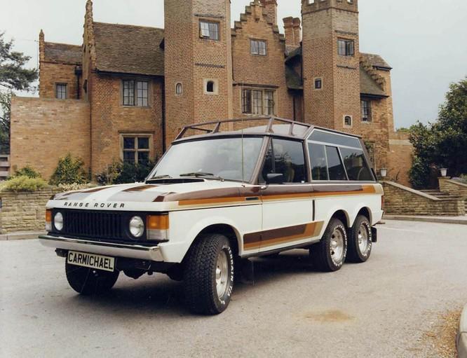 Nhìn lại 70 năm lịch sử của Land Rover qua từng tấm hình ảnh 24