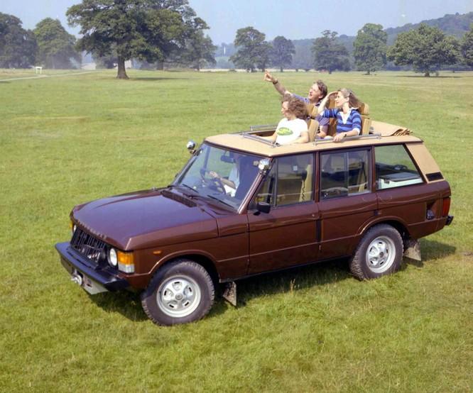 Nhìn lại 70 năm lịch sử của Land Rover qua từng tấm hình ảnh 26