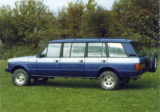 Nhìn lại 70 năm lịch sử của Land Rover qua từng tấm hình ảnh 28