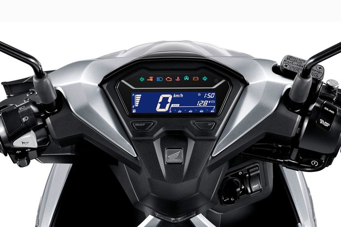 Honda ra mắt Click 2018 thế hệ mới, giá chưa đến 37 triệu đồng ảnh 2