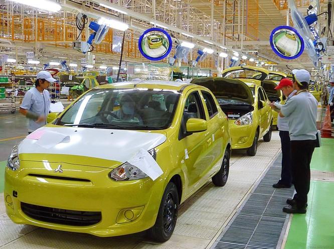 Mitsubishi sẽ đưa xe về Việt Nam trong tháng 6/2018 ảnh 1