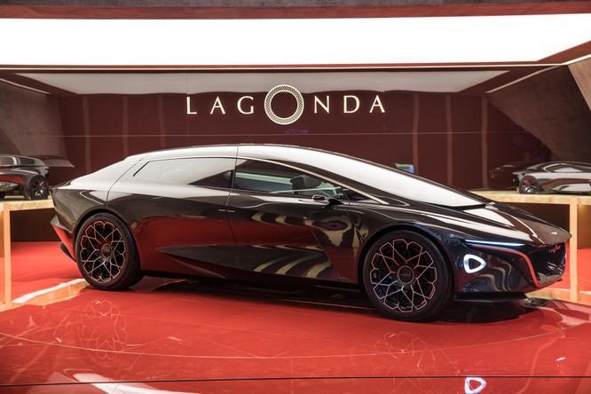 Tương lai siêu xe Bentley Mulsanne sẽ chạy hoàn toàn bằng điện? ảnh 2