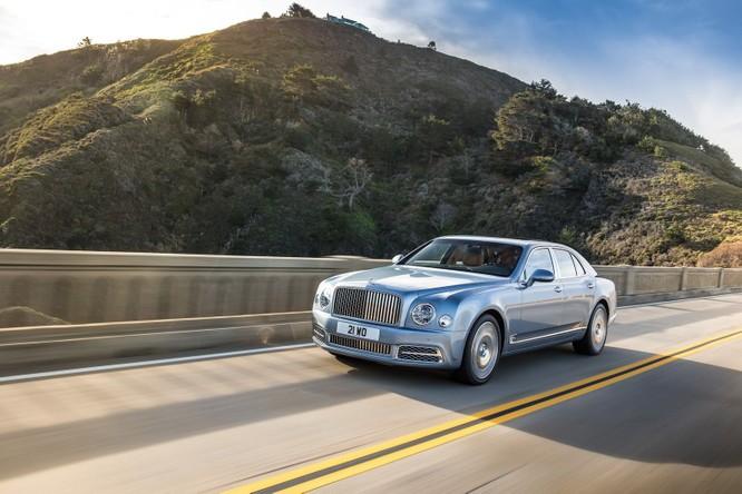 Tương lai siêu xe Bentley Mulsanne sẽ chạy hoàn toàn bằng điện? ảnh 1