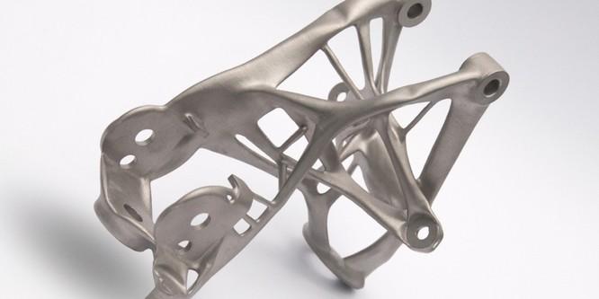GM đặt cược vào công nghệ in 3D để tạo ra các bộ phận nhẹ và rẻ hơn ảnh 1