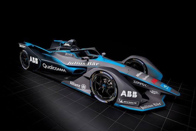 Porsche chính thức tham gia vào giải đua Formula E từ 2019 ảnh 1