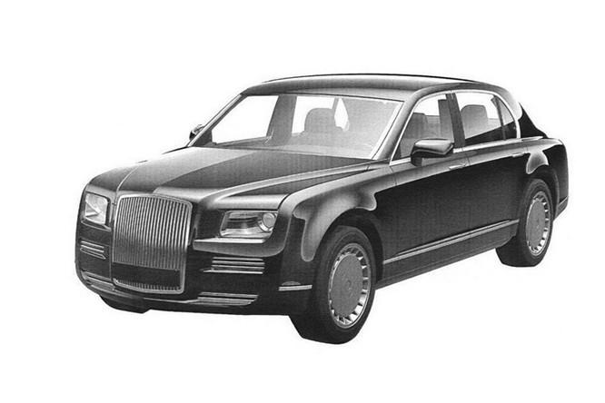 Khám phá chiếc Limousine mới của Tổng thống Nga Putin trong ngày lễ nhậm chức ảnh 4