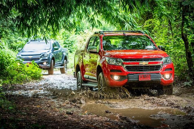 Chevrolet Colorado bổ sung phiên bản mới, giá chỉ 651 triệu đồng ảnh 1