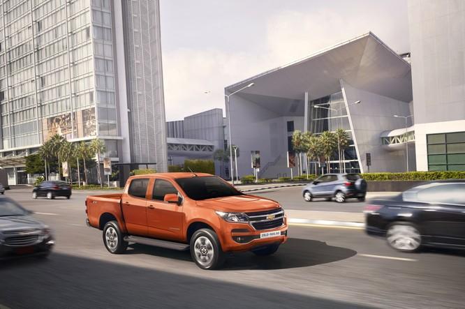 Chevrolet Colorado bỏ động cơ 2.8L, thay bằng động cơ mới 2.5L VGT ảnh 1