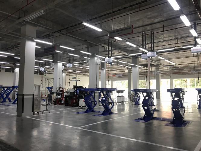Hải Phòng có thêm đại lý 3S thứ 2 của Toyota Việt Nam ảnh 1